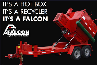 New! Hot Box / Recycler from Falcon